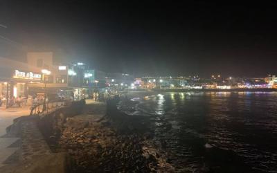 Lanzarote at night